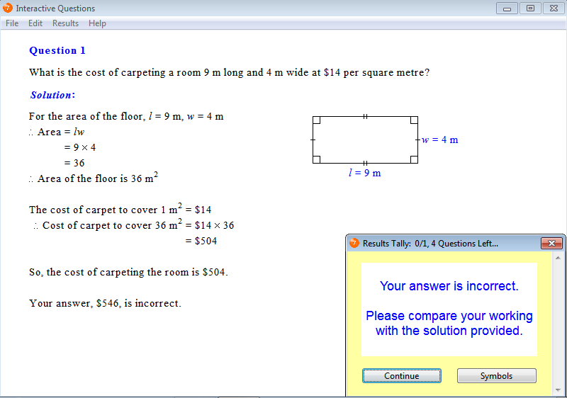 Year 7 Interactive Maths Software, Mathematics Software