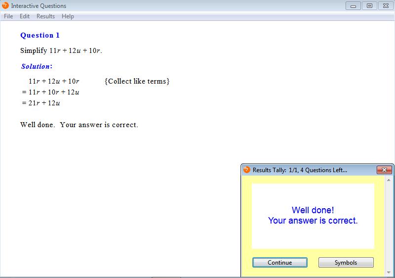 Year 7 Interactive Maths Software Mathematics Software Math Software
